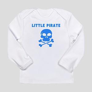 Little Pirate Long Sleeve T-Shirt