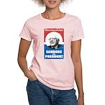 Bernie Sanders For President Women's Light T-S