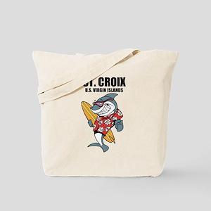 St. Croix, U.S. Virgin Islands Tote Bag