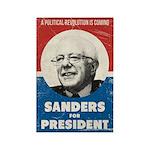 Bernie Sanders For President 2016 Magnet Magnets