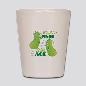 Finer With Age Shot Glass