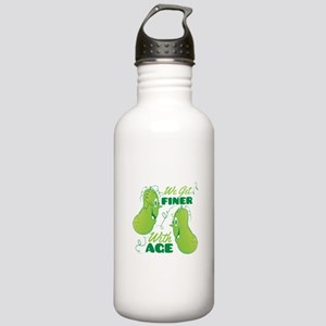 Finer With Age Water Bottle