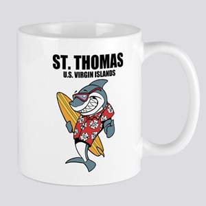 St. Thomas, U.S. Virgin Islands Mugs