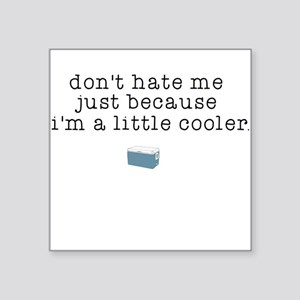 Don't Hate Sticker
