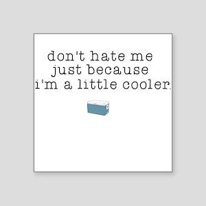 Don't Hate Sticker