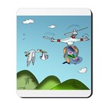 Drone Cartoon 9482 Mousepad