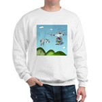Drone Cartoon 9482 Sweatshirt
