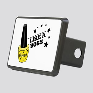Like A Boss Hitch Cover