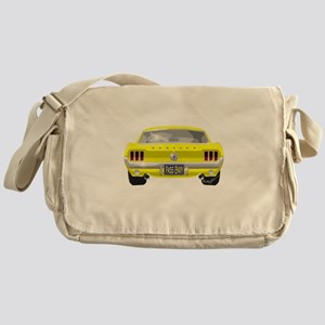 1967 Mustang Messenger Bag