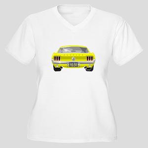 6233da8de Ford Mustang 1967 Women's Plus Size T-Shirts - CafePress
