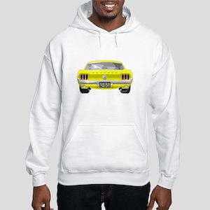 1967 Mustang Hooded Sweatshirt