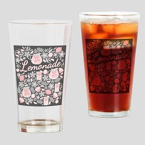 Lemonade Drinking Glass