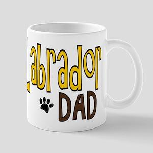 Labrador Dad Mugs