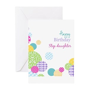 Stepdaughter Greeting Cards