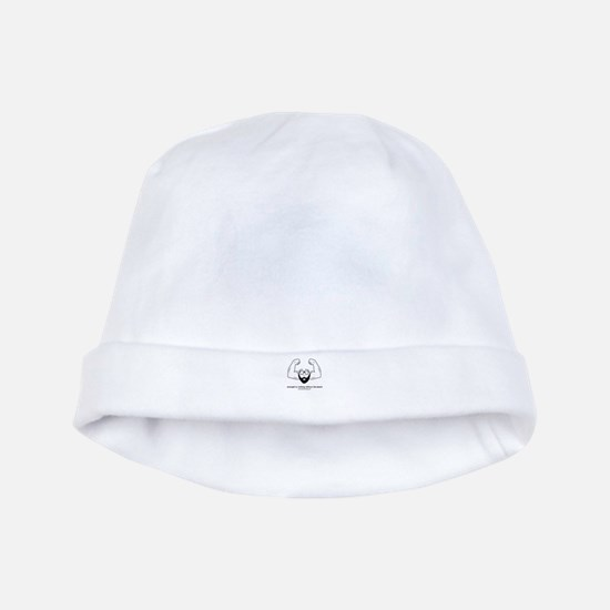 Cute Beard Baby Hat