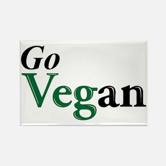 Go Vegan Magnets