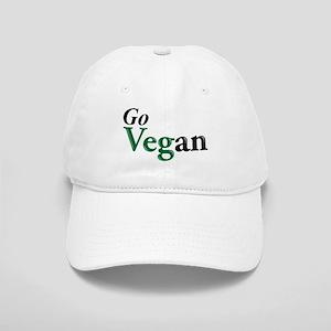 Go Vegan Baseball Cap