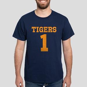 TIGERS 1 Dark T-Shirt