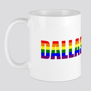 Dallas Pride Mug
