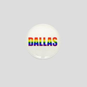 Dallas Pride Mini Button