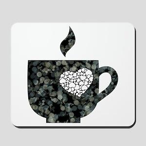 Cuppa Love Mousepad