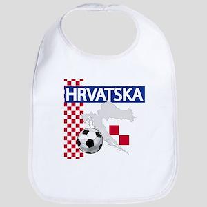 Hrvatska Soccer Bib