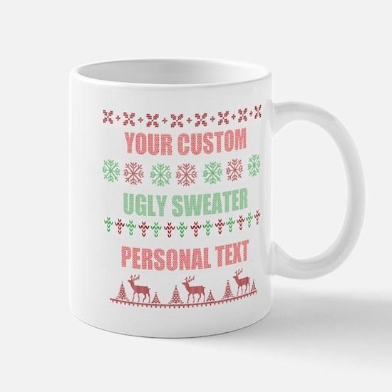 ugly christmas Mug