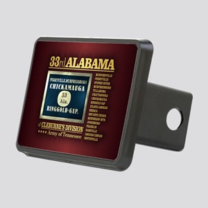33rd Alabama Infantry (BH2) Hitch Cover