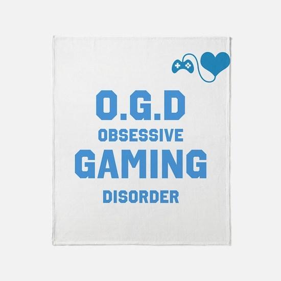 O.g.d. Throw Blanket