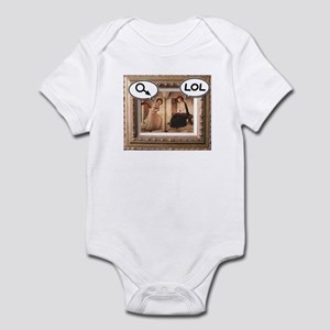 Annunciation Infant Bodysuit