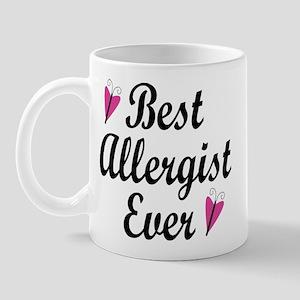 Best Allergist Ever Mug