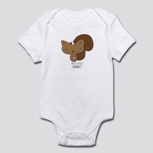 Squirrely Infant Body Suit