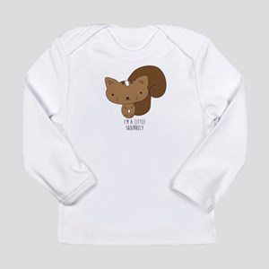 Squirrely Infant Long Sleeve T-Shirt