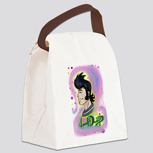Space Dandy Canvas Lunch Bag