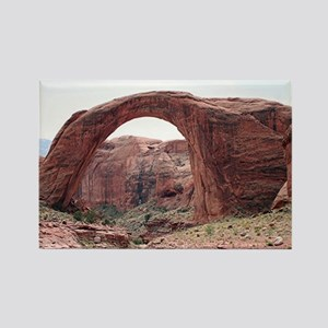 Rainbow Bridge, Utah ,USA 3 Rectangle Magnet