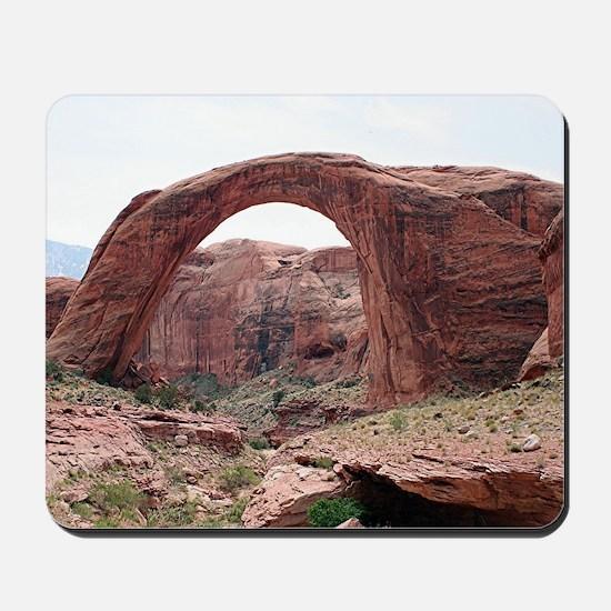 Rainbow Bridge, Utah ,USA 3 Mousepad