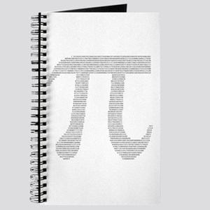 Digits of Pi Journal