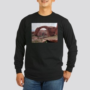 Rainbow Bridge, Utah ,USA 3 Long Sleeve T-Shirt