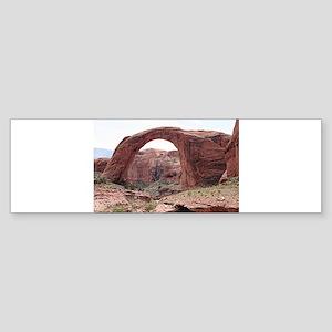 Rainbow Bridge, Utah ,USA 3 Bumper Sticker