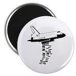 NASA Preemptive Strike Magnet