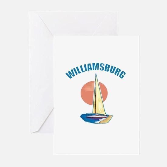 Williamsburg, Virginia Greeting Cards (Pk of 10)