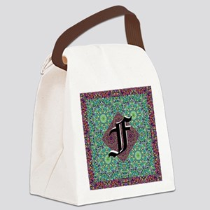 FFFFFFFFFFFFF Canvas Lunch Bag