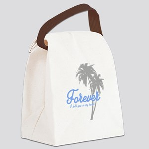 Forever Canvas Lunch Bag