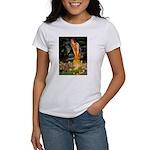 Midsummer / Yorkie Women's T-Shirt