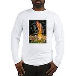 Midsummer / Yorkie Long Sleeve T-Shirt