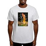 Midsummer / Yorkie Light T-Shirt