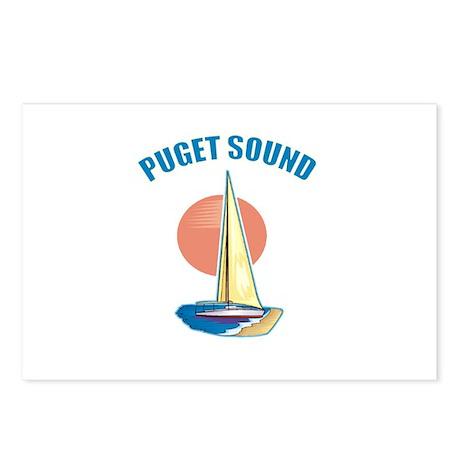 Puget Sound Postcards (Package of 8)