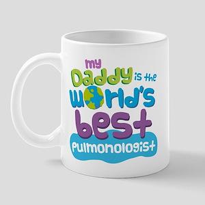 Pulmonologist Dad Mug