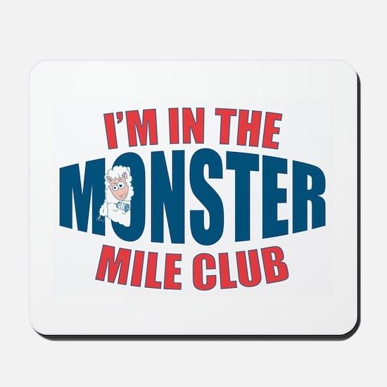 Monster Mile Mousepad