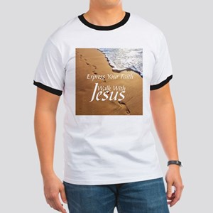 EXPRESS YOUR FAITH WALK WITH JESUS T-Shirt